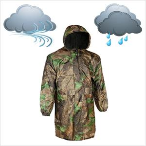 Ветровлагозащитная одежда