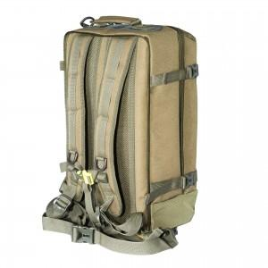 Сумка-рюкзак Aquatic С-28ТК с кожаными накладками