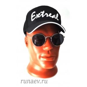 Бейсболка Extreal Комфорт Сетка c 3D c вышивкой (XL)