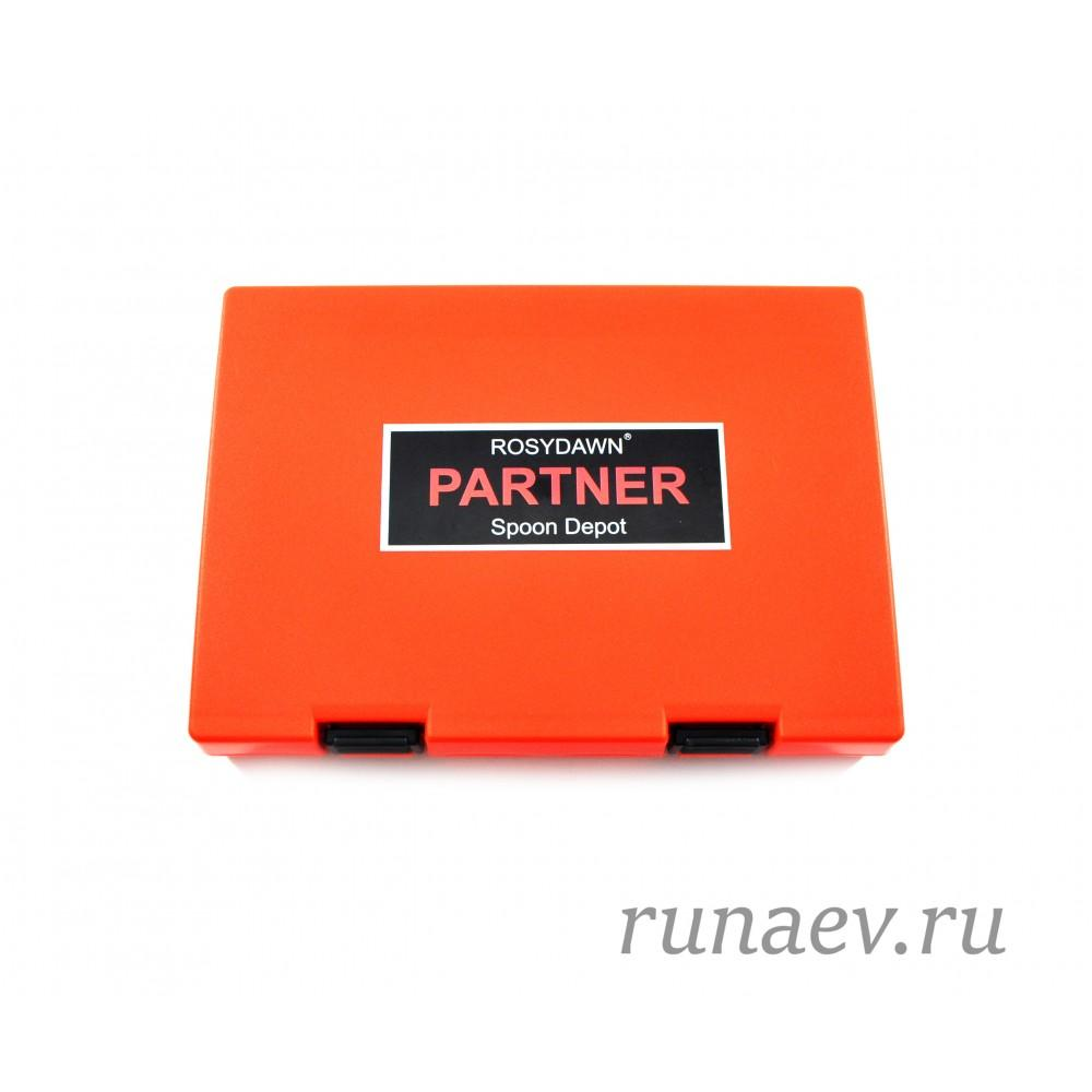 Коробка для блёсен Rosy Dawn PARTNER арт.RD-028