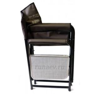 Кресло складное сталь.22х1 КСБ-02 со столиком Большой улов