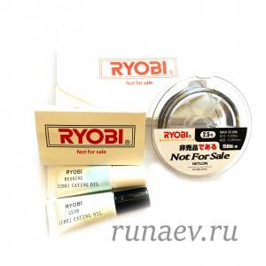 Катушка Ryobi Virtus Power 2000 6+1 п + леска + масло