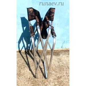 Кресло складное алюминиевое (60х45х85)