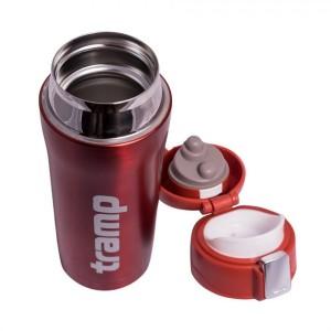 Термос Tramp 0,35 л. питьевой арт.TRC-106 красный