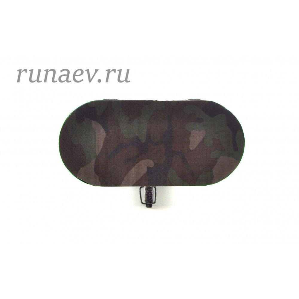 Ящик зимний рыболовный овальный арт.6-01-0128
