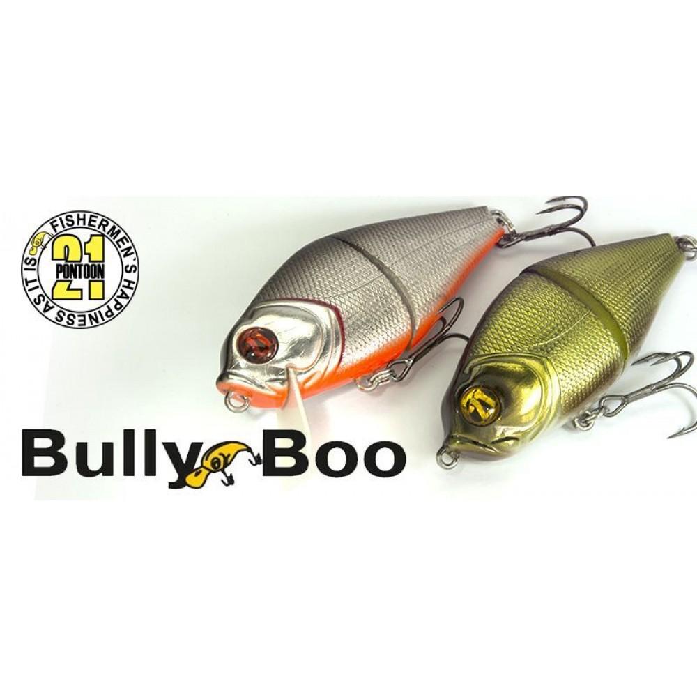 Воблер Pontoon 21 LL Bully Boo 60