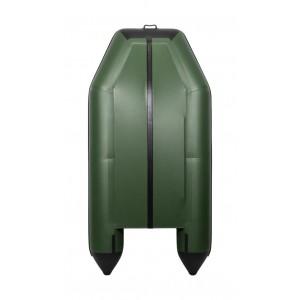 Лодка ПВХ Аква 2900 СК зелёный/чёрный