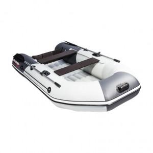 Лодка ПВХ Таймень NX 2800 НДНД графит-чёрный