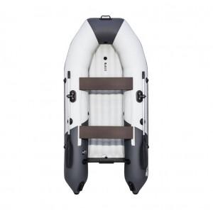 Лодка ПВХ Таймень NX 2900 НДНД св.серый-графит