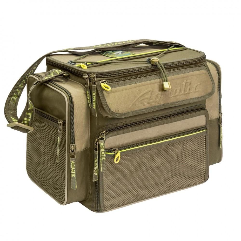 Сумка спиннингиста Fisher Box арт.СК-14 с 7 коробками FisherBox 23×31 см