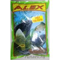 Прикормка ALEX Фидер Лещ Плотва 1кг