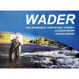 Вейдерсы (забродники) WADER