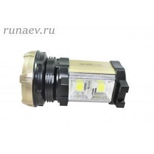 Фонарь аккумуляторный ручной LL-5806 многофункциональный
