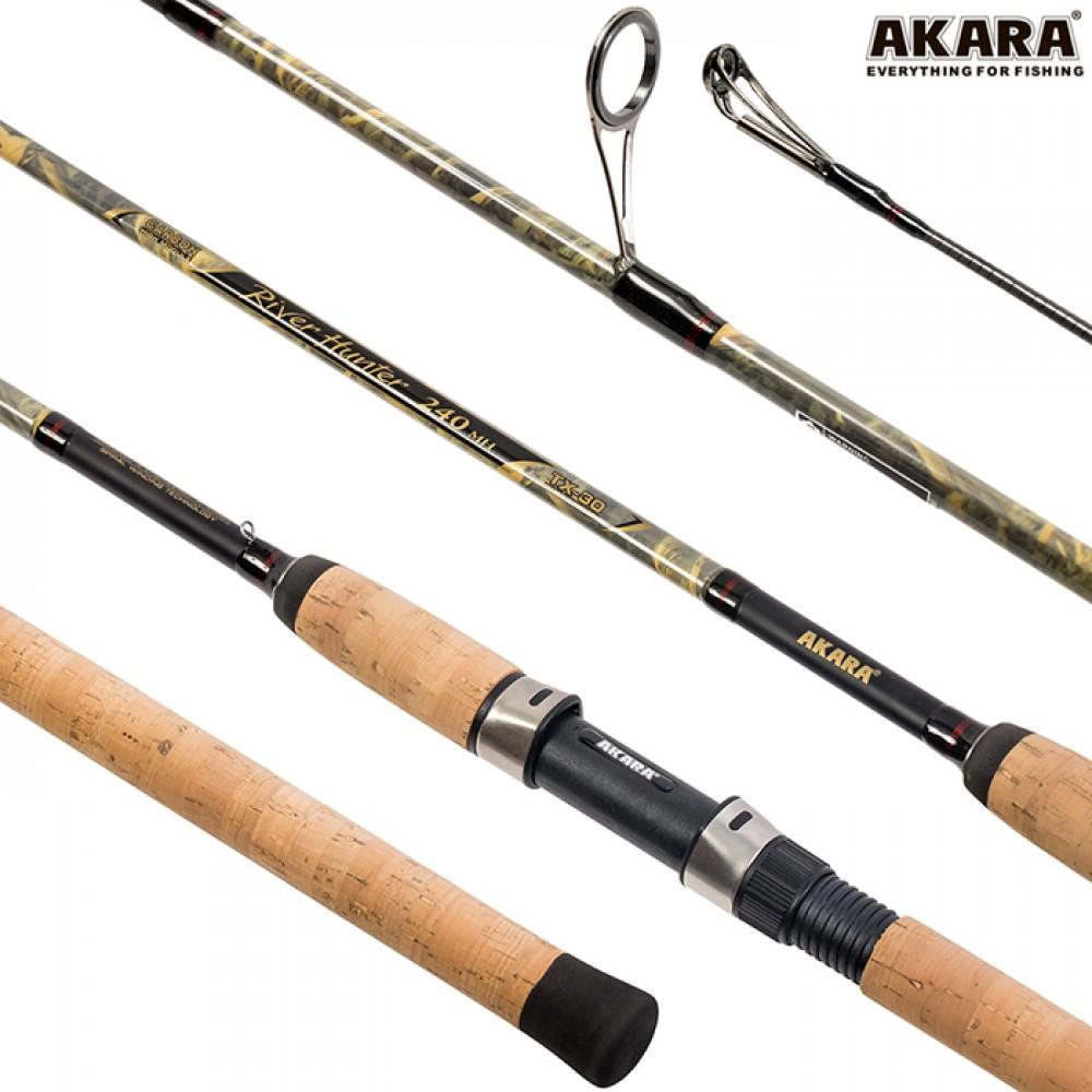 Спиннинг Akara River Hunter 2,1 м 7-28 гр