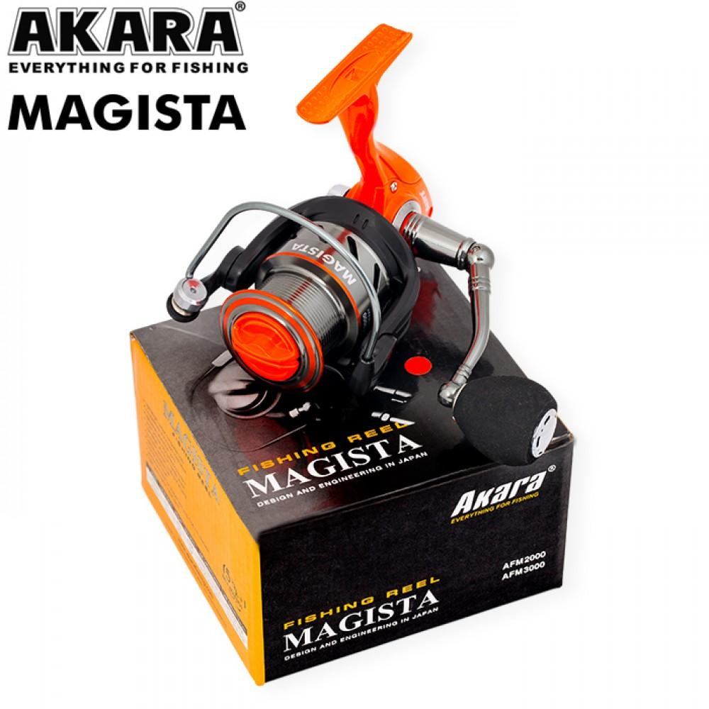 Катушка Akara Magista AFM2000 5+1 п.
