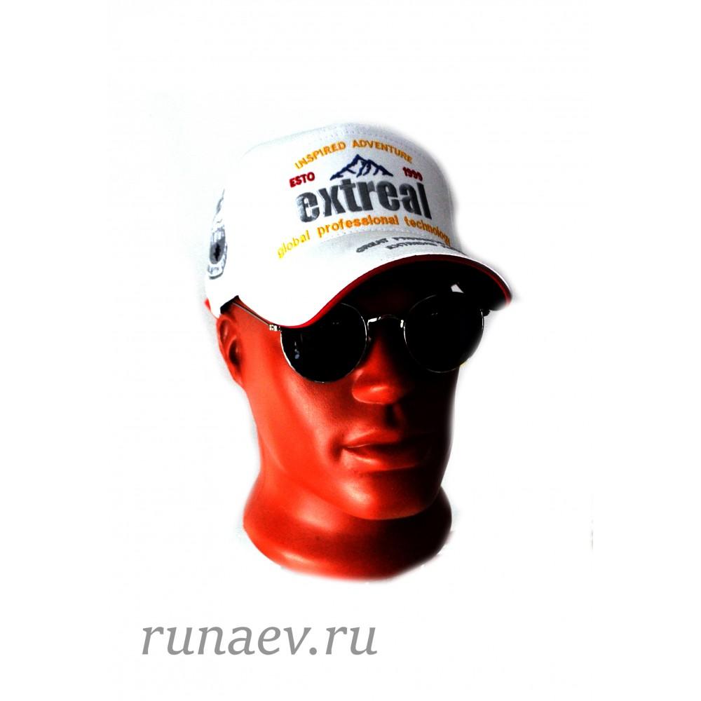 Бейсболка Extreal Комфорт Дюспо Полная вышивка (XL)