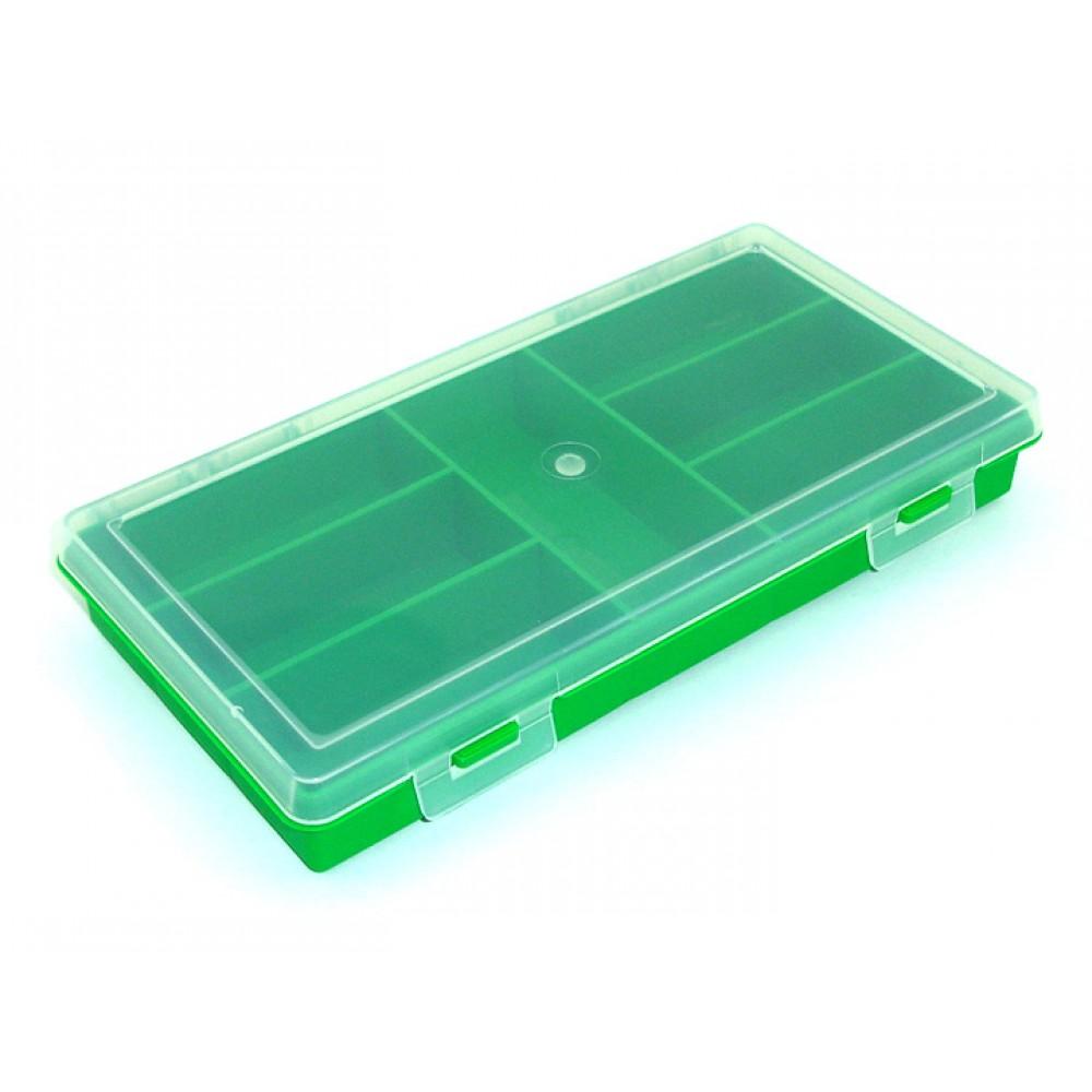 Коробка 4 цвета 240x130x35 7 ячеек (арт. 2407)